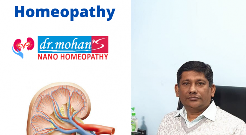 Kidney Failure Treatment By Homeopathy